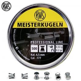 BALIN RWS MIESTERKUGELN C/4.5 (4,50) 0.53 GR 500U