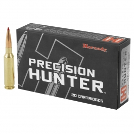 MUNICION HORNADY C/6,5 CREEDMOOR PRECISION HUNTER 143G ELD-X