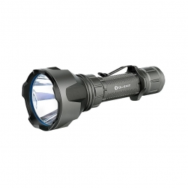 LINTERNA OLIGHT WARRIOR X TURBO 1100 LUMENES REC MCC NEGRA