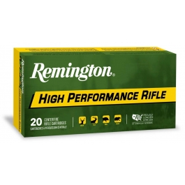 MUNICION REMINGTON C/375H&H MAG SP 270 GR