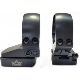 Monturas APEL Blue-line para FN BAR - 30mm. bajas